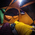 The blanket is a great addition to any car camping trip, particularly if you are camping in the shoulder seasons.- Gear Review: Rumpl Original Puffy Blanket
