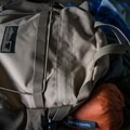 Nalgene, bothy bag, puffy, a rain coat, and room to spare!- Gear Review: Mountainsmith Tanack 10L Lumbar Pack