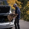 Headed to the next spot in Rocky Mountain National Park.- Gear Review: Mountainsmith Tanack 10L Lumbar Pack
