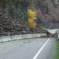 The landslide that closed OR Hwy 224 has been removed. OR 224 is open as of April 9, 2015.- OR Hwy 224 (Clackamas River) Reopened