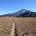 South Sister in the Three Sisters Wilderness, Oregon.- Solo Hiking the Pacific Crest Trail: The Gifts of Going Alone