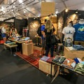 The Venture Out area is home to new lifestyle brands at the show.- Outdoor Retailer Summer Market 2016 Recap