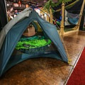 Thermarest launched their new tents at the summer show.- Outdoor Retailer Summer Market 2016 Recap