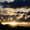 Tuolumne Meadow sunset. - Wednesday's Word - Tuolumne
