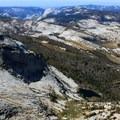 View from atop Vogelsang Peak.- Wednesday's Word - Tuolumne
