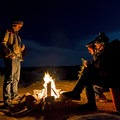 The campfire, the original television.- Bringing a Camping Ethic Back Home