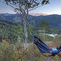 Relaxing after a tough day of work.- 12 Microadventures near Salt Lake