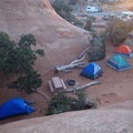 Devils Garden campsite.- 10 Things You Should Know Before Visiting Arches National Park