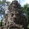 Gate of the Dead (east gate of Angkor Thom).- A Guide to Exploring Angkor Archaeological Park