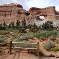 Tunnel Arch.- 5 Must-do Hikes in Arches National Park