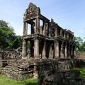 Preah Khan Library.- A Guide to Exploring Angkor Archaeological Park