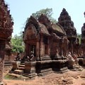Bantaey Srei.- A Guide to Exploring Angkor Archaeological Park