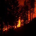The Carlton Complex fire, still burning as of today in Washington.- A Vital Guide to Current Wildfire Conditions