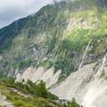Hiking in the alps with Black Diamond Distance Z Trekking Poles.- Gear Review: Black Diamond Distance Z Trekking Pole