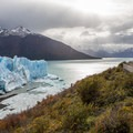 Alternate view of Perito Moreno Glacier from the boardwalk in Los Glaciers National Park.- 25 Photos That Will Make You Want to Adventure in Patagonia