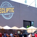 Ecliptic Brewing's patio. Photo courtesy of Ecliptic Brewing.- Outdoor Project's Portland Solstice Block Party 2017
