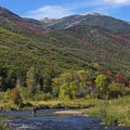 Fishing the Middle Provo River.- 5 Reasons You Have to Visit Park City, Utah in the Summer