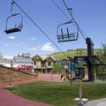 Town Lift takes you and your bike up the hills to the trails above.- 5 Reasons You Have to Visit Park City, Utah in the Summer