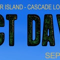 Pacific Crest Trail Days Poster.- Join Outdoor Project at PCT Days - Sept 5-7