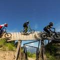 Around we go.- Top 5 Mountain Bike Trails in Golden, British Columbia