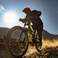 Rocks are our friends.- Top 5 Mountain Bike Trails in Golden, British Columbia