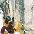 Learning how to climb out of a crevasse. Photo by Kate Edigar.- Woman In The Wild: Brittany Crook