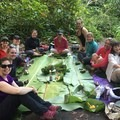 Foraging for lunch in Northern Thailand.- Woman In The Wild: Mary Cecchini