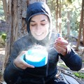 Photo by Laura Lancaster.- Hot Backcountry Breakfasts for Cold Mornings