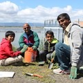 Earth Day restoration at Ravenswood. Vivian Reed, Save the Bay.- Volunteer Vacations: Adventure Travel for Good