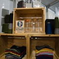Every Recover tee is made from recycled plastic bottles and recycled cotton.- Outdoor Retailer Summer Market 2017