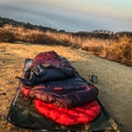 The Joule was the lightest of all bags tested, coming in at just over 2 pounds.- Gear Review: 4 Best Women's Sleeping Bags of 2018