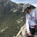 Side view of the Mammut El Cap.- Gear review: Mammut El Cap Helmet