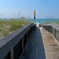 Up and over the dunes at Grayton Beach State Park.- 10 Fantastic Beach Towns in Florida