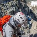 The El Cap has lots of ventilation. - Gear review: Mammut El Cap Helmet