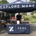 ZEAL OPTICS at the 2018 Outdoor Project Salt Lake City Block Party.- 2018 OUTDOOR PROJECT SALT LAKE CITY BLOCK PARTY RECAP