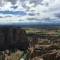 The views at Smith Rock never get old.- Woman In The Wild: Tara Sou