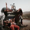 AMI team shenanigans. Photo by Ashley Scheider.- Woman In The Wild: Justine Nobbe