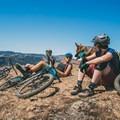 August: Biking.- The 12 Months of Adventure