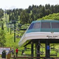 The Silver Lake Express can get you up the mountain in a jiffy.- The Best Mountain Biking in Park City, Utah