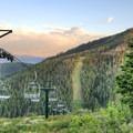 Bald Mountain (9,346 ft) atop Deer Valley.- 10 Must-Do Summer Adventures in Park City, Utah