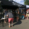 Our friends from Territory Run Co. - 2015 Summer Solstice Block Party Recap