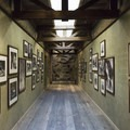 The hallway near the Foundry Grill at Sundance Resort is rich with historical photos and others of Redford and his friends in the movie biz.- Adventuretown: Sundance, Utah