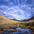 Sunrise in McCullough Gulch in the proposed Tenmile Wilderness. - Meet Conservation Colorado