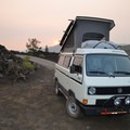 Westfalia Syncro. Photo courtesy of WakeTheDeadDiaries.com.- The Best Camper Vans + Trailers
