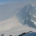 Heading up Mount Matier.- Gear Review: Petzl Summit Ice Axe
