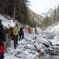 Hiking into Bear Spirit.- Gear Review: Fjallraven Keb Gaiter Trouser