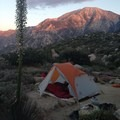 My Big Agnes Copper Spur tent has seen a lot of miles!- What's in Your Bag: Backpacking For Women