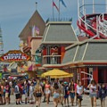 The Santa Cruz Beach Boardwalk.- 3 Days of Outdoor Adventure in Santa Cruz