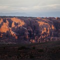 The Fiery Furnace in Moab and its many fins, hoodoos and arches made of Glen Canyon Formation Sandstone.- History in Stone: Basic Geology of the Colorado Plateau