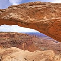 Mesa Arch, Island in the Sky District of Canyonlands National Park.- The Ultimate Utah National Parks Road Trip